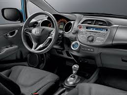 mitsubishi delica interior honda jazz 2009 picture 39 of 67