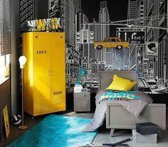 chambre ado style york idée déco chambre garçon style industriel scandinave inspiration