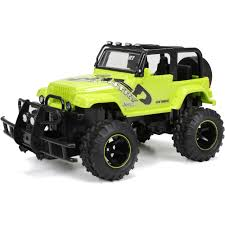 jeep wrangler buggy new bright 1 10 r c 4 door jeep walmart com