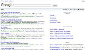 wordpress search layout top 3 wordpress theme similar to google search google news