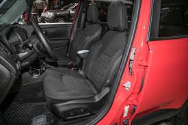 jeep interior seats new 2017 jeep renegade deserthawk to debut at l a auto show