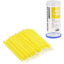 amazon com detail micro brushes paint touch up applicators pack