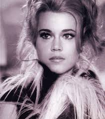 photos of jane fonda s klute hairdo barbarella barbarella pinterest actresses celebrity and
