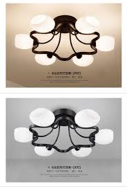 flush mount ceiling light round led ceiling light modern brief