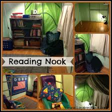 Reading Nooks Closet Nook Home Decor Ideas From Celebrities Oprah Celebrity And