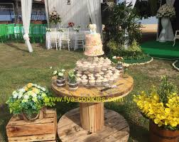 wedding cake balikpapan wedding cupcakes at the park near seashore balikpapan fya