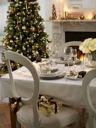 White Christmas Decorations Asda by Delicious Dining Tables For Christmas Kitchen Sourcebook