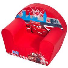 canape enfant cars fauteuil cars pas cher 14 lit premium cars couchage 70x140 cm