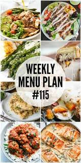 free u201creal food u201d meal plans meals real foods and clean eating