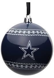 dallas cowboys tree ornaments dallas cowboys ornament