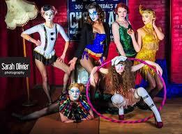 Halloween Circus Costumes 70 Creepy Carnival Circus Halloween Images