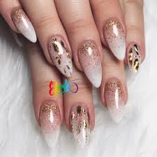 fresh set for miss nikkietutorials electa nail art