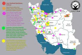 Tehran Map Andrew Bostom On Twitter