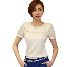 summer blouses blouses toraway lace summer shirt v neck doll chiffon
