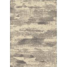 Orian Area Rugs Orian Rugs Lush Fog Gray 7 Ft 10 In X 10 Ft 10 In Indoor Area