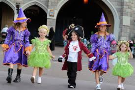 11 not so scary halloween events for little kids family vacation