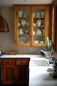 Wood Kitchen Cabinets Kitchen Cabinets And Counters Beautiful Brown Rectangle Modern