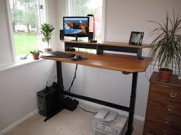 Diy Ikea Standing Desk by Desks Pipe Desk Kit Varidesk Reddit Diy Motorized Desk Legs