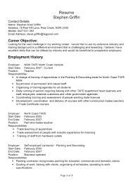 Resume Samples General Laborer by Bricklayer Foreman Resume Corpedo Com
