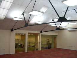 ceilings mezzanine floor installation