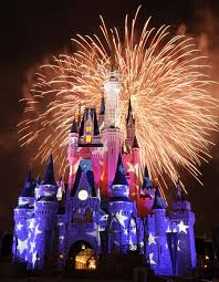 Walt Disney World Where To Watch Fourth Of July Fireworks Display At Walt Disney