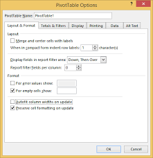 how to update pivot table how to keep formatting when you refresh a pivot table quora