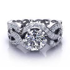 cool rings design images Unique diamond rings designs diamondstud jpg