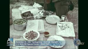 thanksgiving november 22 1966 film thanksgiving vietnam nov 22 1966 video c span org