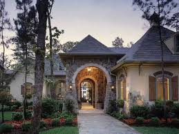 luxury french country house plans single story design designs home