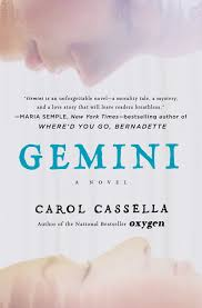 gemini book by carol cassella official publisher page simon