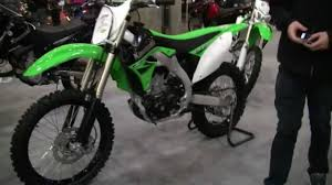 2010 kawasaki dirt bikes youtube