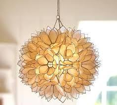 Flower Pendant Light Lotus Flower Pendant Light Lotus Flower Hanging L Shade