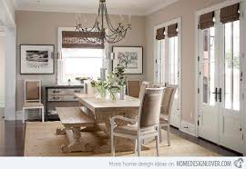 Ideas For Beige Dining Rooms Home Design Lover - Revere pewter dining room