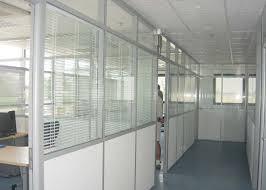store de bureau cloison de bureau avec store intégré cloison bureau techni contact