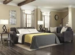 Sleeper Sofa Queen by Alenya Charcoal Queen Sofa Sleeper 1660139 Sleeper Sofa