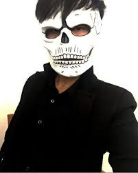 halloween skeleton masks movie 007 mask spectre skull skeleton scary resin masks james bond