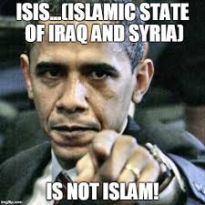 Islamic Memes - pissed off obama meme imgflip