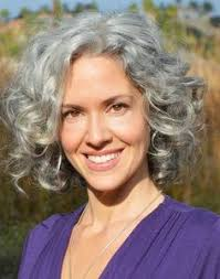 short curly grey hairstyles 2015 sara sophia eisenman natural beauty silver hair self love