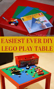Play Table With Storage And Chairs Best 25 Lego Play Table Ideas On Pinterest Diy Lego Table Lego