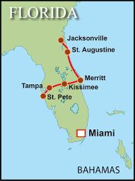 Florida Wetlands Map by Florida Photo Journey Tropical Birding