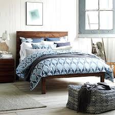 West Elm Bedroom Furniture Sale Stria Bed Honey West Elm Used West Elm Furniture West Elm Sleeper