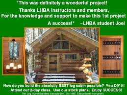 what do you need to build a house log cabin kits floor plans a better alternative build log homes