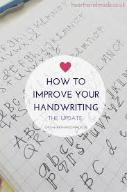 penmanship practice for adults how to improve your handwriting as a grown up free sheets