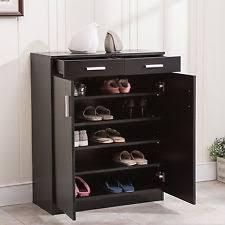 Shoe Cabinet Hokku Designs Provia 20 Pair Shoe Storage Cabinet Ebay