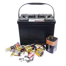 batteries stopwaste home work