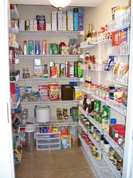 house organized photos pantries