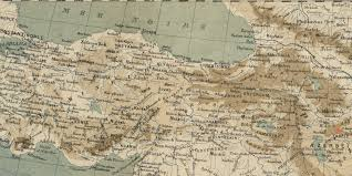 map asie file 1883 tabriz detail map l asie antérieure by perron bpl 10106