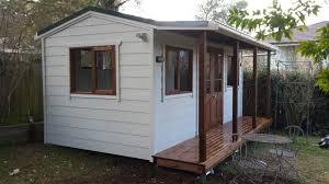 tiny house ans studios backyard cabins