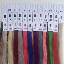 hair color rings images 35 colors human hair color ring for all kinds of hair extensions jpg