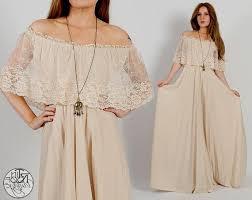 bohemian lace maxi dress naf dresses